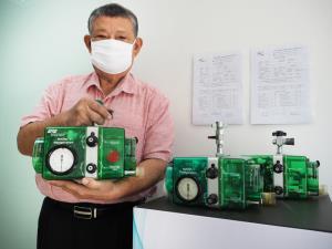 คูโบต้า-โตโยต้า-เอสซีจี รับซ่อมเครื่องช่วยหายใจ พร้อมส่งฟรีทั่วประเทศ