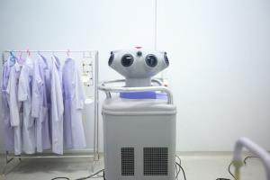 มจธ.เร่งพัฒนาระบบฆ่าเชื้อชุดอุปกรณ์ป้องกันบุคลากรทางการแพทย์