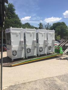 """หอการค้าไทยฯ CPAC Construction Solution และมหาวิทยาลัยสงขลานครินทร์ ร่วมส่งมอบ """"ห้องตรวจเชื้อความดันลบแบบเคลื่อนที่"""" กระจายสู่ 10 โรงพยาบาล 7 จังหวัดภาคใต้"""