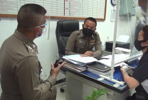 พนักงานเปลดอดพบตำรวจ! ปฏิเสธแอบกดเงินป้าป่วยโรคไต - รอภาพวงจรปิดพิสูจน์ความจริง