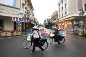 เวียดนามเจอป่วยโควิดเพิ่ม 2 ราย หลังยกเลิกมาตรการล็อกดาวน์