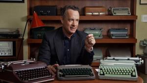 """""""ทอม แฮงก์"""" พระเอกผู้ต่อลมหายใจ """"เครื่องพิมพ์ดีด"""""""