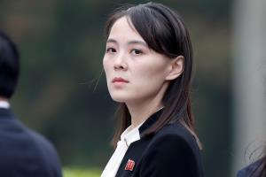 คิม โยจอง น้องสาวผู้นำเกาหลีเหนือ