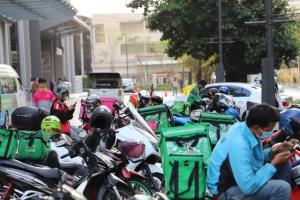 """ปิดร้านอาหารครบเดือนสู้ COVID-19 """"Wongnai"""" เผย Delivery-only ใหม่พุ่ง 400%"""