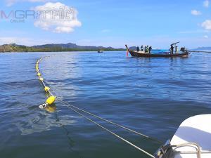 เขตห้ามล่าสัตว์ป่าหมู่เกาะลิบง จ.ตรัง เร่งวางทุ่นคุ้มครองสัตว์ทะเลหายาก