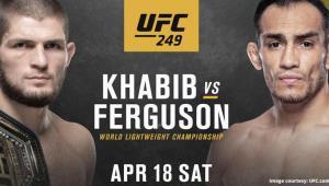 UFC 249 ยังไม่ตาย / ลักษมณ์ นันทิวัชรินทร์