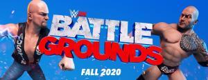 """เปิดตัวเกมมวยปล้ำใหม่ """"WWE 2K Battlegrounds"""" สไตล์การ์ตูน"""