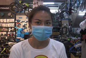 โจรรองเท้าแตะขโมยจักรยานครึ่งแสน จอดหน้าร้านกลางวันแสกๆ กล้องวงจรปิดจับภาพชัด