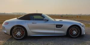Mercedes-AMG GT C Roadster หนึ่งคนหนึ่งเครื่อง เรื่องของคนชอบแรง