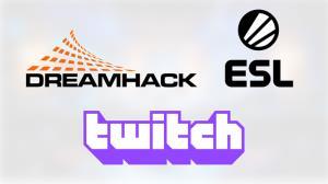"Twitch คว้าสิทธิ์ถ่ายทอดสด ""ESL-DreamHack"" ยาว 3 ปี"