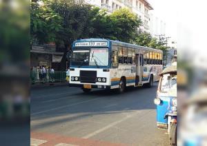 ยุติเดินรถสาย 110 พระราม 6-เทเวศร์ กระทบพนักงานเดินรถตกงานไปสมัครงานรถเมล์สายอื่น