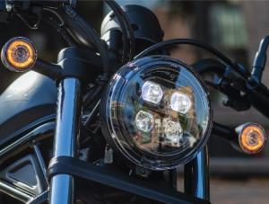 โฉมใหม่ Honda Rebel 2020 เพิ่มไฟ LED ราคา 146,830 -222,780  บาท