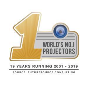 เอปสันมือกาว! ครองเจ้าตลาดโปรเจคเตอร์ทั่วโลก นาน 19 ปีติดต่อกัน