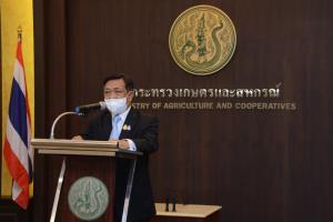 กระทรวงเกษตรฯ เจรจาจีนเปิดด่านนำเข้าสินค้าเกษตรไทยสำเร็จ พร้อมพลิกโฉมส่งออกผ่านด่านรถไฟผิงเสียงเป็นครั้งแรก