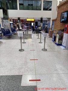 14 สนามบินพร้อมรับเปิดเที่ยวบินในประเทศ-เข้มผู้โดยสารขาเข้ากรอกใบ ต.8 เก็บประวัติ