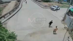 ไม่น่าเชื่อ!11 พม่าพ้นโทษเจอด่านฯปิดสกัดโควิดกลับไม่ได้ แหกรถคุมขัง ตม.โดดหนีได้ง่ายดาย