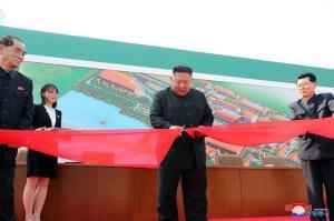 In Pics: 'คิม จองอึน' ปรากฏตัวสยบข่าวโคม่า ด้าน 'ทรัมป์' ยังปฏิเสธให้ความเห็น