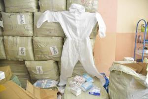 ดีเอสไอตรวจยึดหน้ากากอนามัย-เจลล้างมือ-ชุด PPE ลักลอบนำเข้าประเทศ เสียหายกว่า 5 ล้านบาท