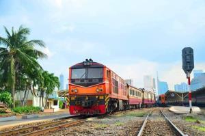 กรมรางฯ ประกาศเข้มคัดกรองบริการรถไฟทางไกล แนะเดินทางเท่าที่จำเป็น