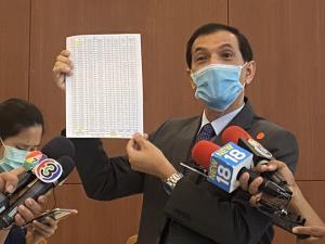 """""""อนันต์ชัย"""" มอบหลักฐาน ปปง.ตรวจสอบเมียนมาขนเงิน 16 ล้าน เข้าไทย"""