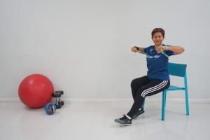 """""""อ.เจริญ"""" ผู้เชี่ยวชาญด้านวิทย์ฯกีฬา แนะการออกกำลังกายปลอดโรค-ปลอดโควิด"""