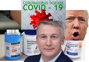 """In Clip: อดีต ผอ.สนง.วัคซีน BARDA ที่ถูกไล่ออกชี้ """"รบ.ทรัมป์"""" บังคับอนุมัติยาคลอโรควิน-ไม่สนใจคำเตือนโควิด-19 ระบาดตอน ม.ค.""""สหรัฐฯ"""" ดับทะลุ 7 หมื่น"""