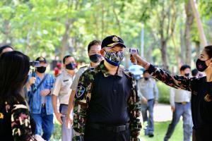 'วราวุธ'ส่ง'ยุทธพล' มอบนโยบาย 19 หน่วยงาน สบอ.3 เพชรบุรี ควบคุมCovid19 พร้อมเดินหน้าขยายพื้นที่ป่าชุมชน