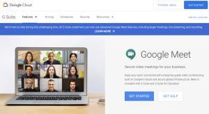 Google Meet มาแล้ว! เปิดวิธีประชุมทางวิดีโอฟรีแบบไม่ง้อ ZOOM