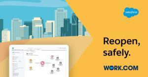 เซลส์ฟอร์ซจุดพลุ Work.com ตัวช่วยธุรกิจกลับสู่ปกติหลังวิกฤต