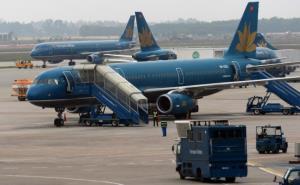 สายการบินเวียดนามจ่อฟื้นเที่ยวบินภายในประเทศทั้งหมดเดือนหน้า