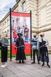 Mask Fashion Week สัปดาห์หน้ากากแห่งลิทัวเนีย