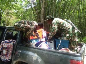 กรมอุทยานฯ ชวนชาวบ้านร่วมมือกับเจ้าหน้าที่ปกป้องทรัพยากรป่า