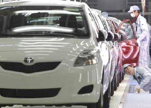 โตโยต้า ประกาศเดินสายการผลิตรถยนต์ เริ่มพ.ค.นี้ พร้อมมาตรการป้องกันการแพร่ระบาดอย่างเคร่งครัด