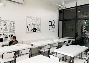 """At Once Cafe"" การปรับตัวของร้านเล็กๆ สู่วิถี New Normal"