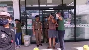 จับอดีตพนักงานเซเว่นฯ ฉวยโอกาสเคอร์ฟิวงัดร้านขโมยทรัพย์สินกว่า 23,000 บาท ถอดฮาร์ดดิสก์กล้องวงจรปิดหลบหนี