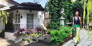 """ส่องบ้านสวยสุดคลาสสิก """"ต่าย เพ็ญพักตร์"""" ช่วงเก็บตัวหนีโควิด ร่มรื่นวินเทจผู้ดีอังฤกษมาก"""