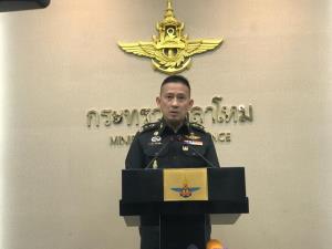 กลาโหมเร่งเตรียมพื้นที่รองรับ คนไทยกลับจาก ตปท.เพิ่มสองเท่า หลังสถานการณ์โควิด-19