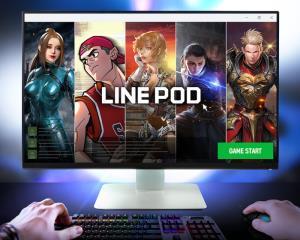 """LINE บุกตลาดเกมออนไลน์ """"LINE POD"""" พร้อมเปิดลงทะเบียนล่วงหน้าแล้ววันนี้"""