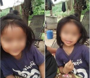 """สลด! """"น้องชมพู่"""" เด็กหญิง 3 ขวบ เสียชีวิตกลางป่า เจ้าหน้าที่ไม่ฟันธงโดนข่มขืน รอผลการชันสูตร"""