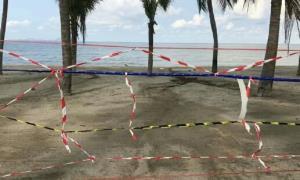 งัดมาตรการเข้มเฝ้าระวังหาดบางแสน หลังพบหยุดยาวฝืนกฎเพียบ สภ.แสนสุข พร้อมจับ-ปรับจริง