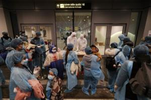 เวียดนามเจอผู้ป่วยโควิด-19 เพิ่มอีก 24 คนมาจากต่างประเทศทั้งหมด