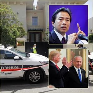 "In Clip: In Clip: ""ทูตจีนประจำอิสราเอล"" เพิ่งรับตำแหน่ง ""ดับปริศนา"" คาบ้านพัก - ""เนทันยาฮู"" สาบานตนเป็นนายกฯ ต่อวันนี้ หลังโดนกบฏในพรรค"