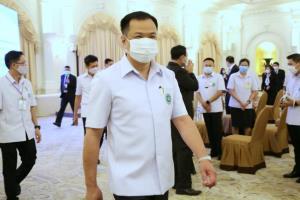 """""""อนุทิน"""" ย้ำการบินไทยไม่ล้มละลาย แม้ใช้ พ.ร.บ.ล้มละลาย แต่ส่อพ้นรัฐวิสาหกิจ"""