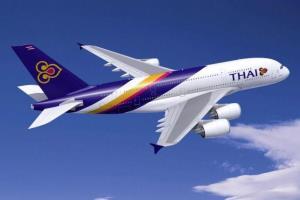 """""""การบินไทย"""" ขยายหยุดบินชั่วคราวต่ออีก 1 เดือน"""