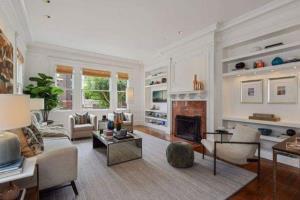 """""""จูเลีย โรเบิร์ต"""" ยอมจ่าย 266 ล้านซื้อบ้านสไตล์วิคตอเรียนอายุกว่าร้อยปี"""