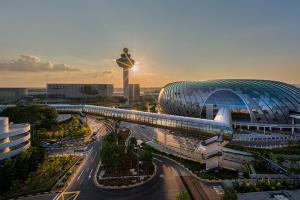 """เช็คอิน 10 ไฮไลต์ """"สนามบินชางงี"""" สนามบินดีที่สุดในโลก 8 ปีซ้อน"""