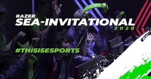 Razer เปิดศึกอีสปอร์ต SEA Invitational คัดตัวนักแข่งลุยซีเกมส์ 2021
