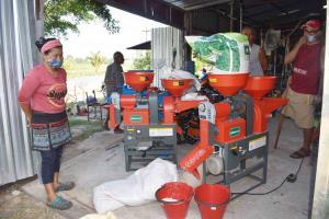 ชาวบ้านฮิตใช้โรงสีปิกนิกสีข้าว เน้นประหยัด-ได้ทั้งปลายข้าว-รำข้าว