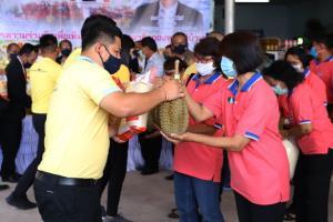 ผลไม้ปราจีน แลกข้าวสาร หนองคาย โครงการความร่วมมือเพื่อเพิ่มรายได้ให้กับสมาชิกกองทุนหมู่บ้านฯ