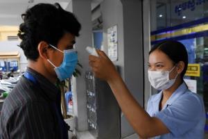 กัมพูชาแถลงเจอป่วยโควิด-19 เพิ่ม 1 บินกลับจากนอก ทำยอดสะสมขยับ 123 คน